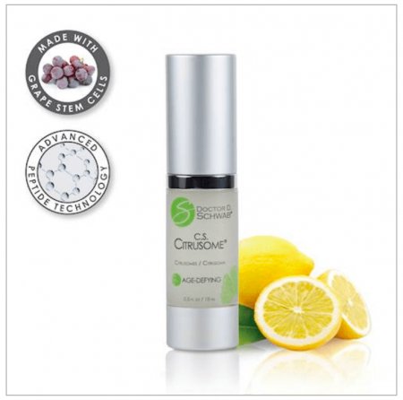 citrusome natural night serum